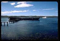 Port Stanley, Falklands - RV Braveheart - Feb 2002