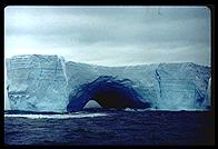 Southern Ocean - Iceberg - Jan 2002