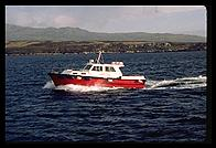 Port Stanley, Falkland Islands - Harbour patrol - Jan 2002