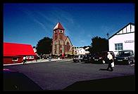 Port Stanley, Falkland Islands - Chuch - Jan 2002