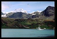 South Georgia - Grytviken - RV Braveheart - Jan 2002