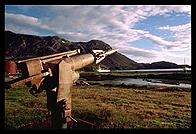 outh Georgia - Husvik - Harpoon Gun - Jan 2002