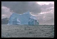 South Georgia - Iceberg near Husvik - Jan 2002