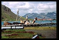 South Georgia - Boats - Jan 2002