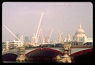 London - Cranes - Jan 2002