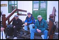 South Georgia - Grytviken -  N5KO, 9V1YC, PA3FQA - Jan 2002
