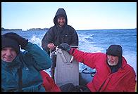 South Georgia - Stromness Bay - Jan 2002