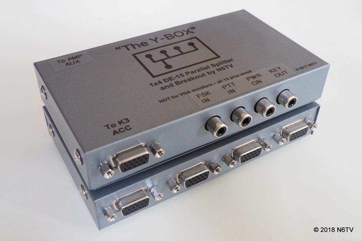 The Y-BOX by N6TV